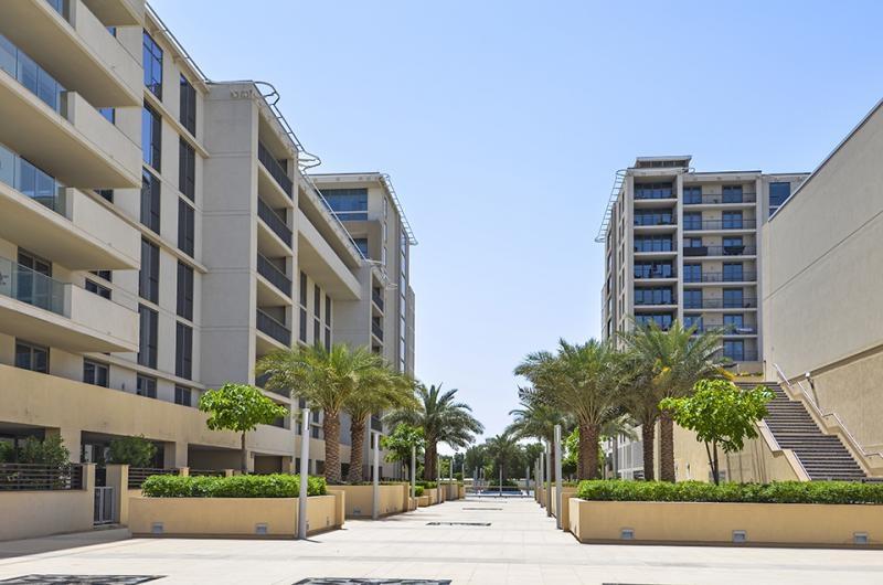 2 Bedroom Duplex For Rent in  Al Zeina Residential Tower C,  Al Raha Beach   3
