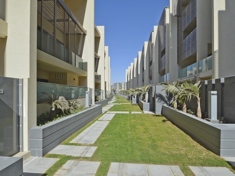4 Bedroom Townhouse For Rent in  Al Muneera Townhouses Mainland,  Al Raha Beach   9