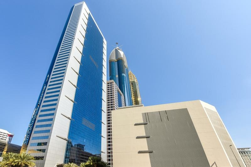 3 Bedroom Apartment For Rent in  21St Century Tower,  Sheikh Zayed Road | 17