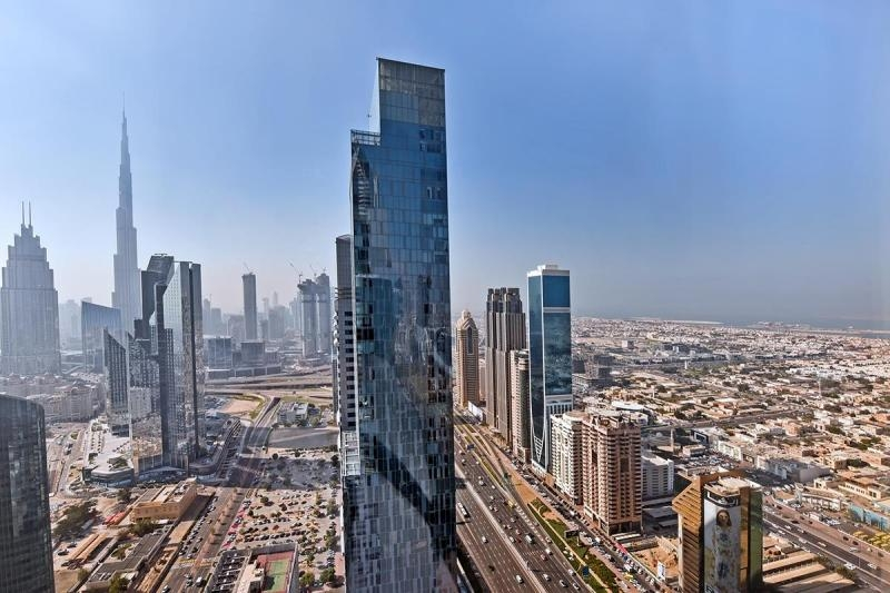 3 Bedroom Apartment For Rent in  21St Century Tower,  Sheikh Zayed Road | 19