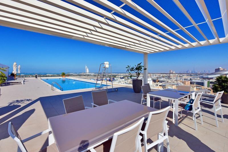2 Bedroom Apartment For Rent in  Larimar Apartments,  Al Barsha | 12