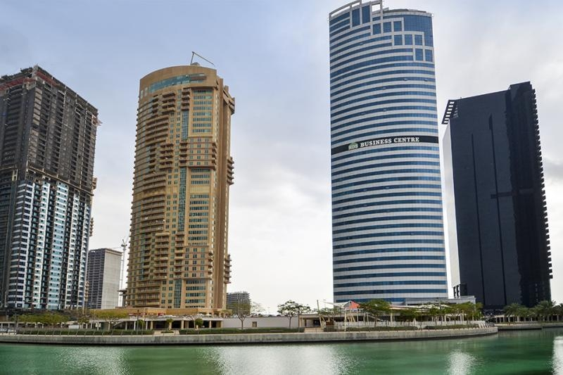2 Bedroom Apartment For Rent in  Icon 1,  Jumeirah Lake Towers   9