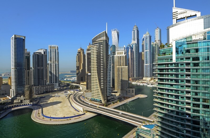 1 Bedroom Apartment For Rent in  Time Place,  Dubai Marina | 6