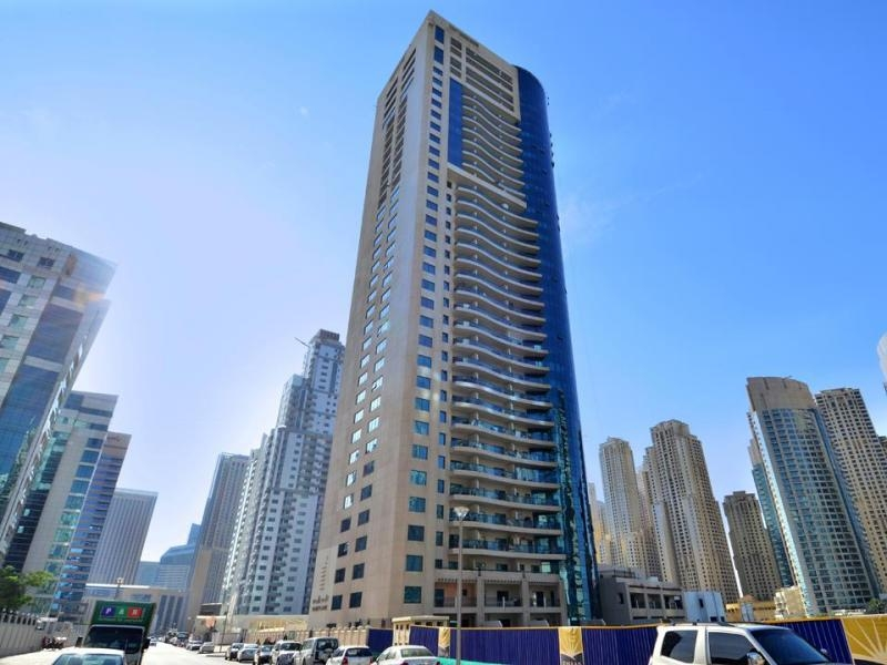 1 Bedroom Apartment For Rent in  Time Place,  Dubai Marina | 8