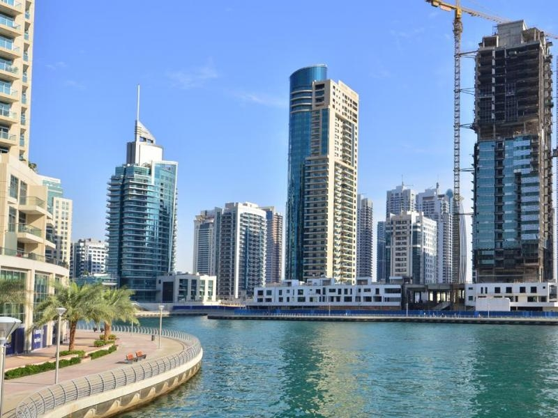 1 Bedroom Apartment For Rent in  Time Place,  Dubai Marina | 7