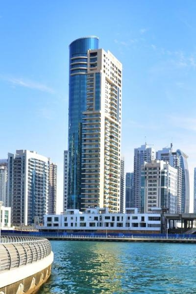 1 Bedroom Apartment For Rent in  Time Place,  Dubai Marina | 9