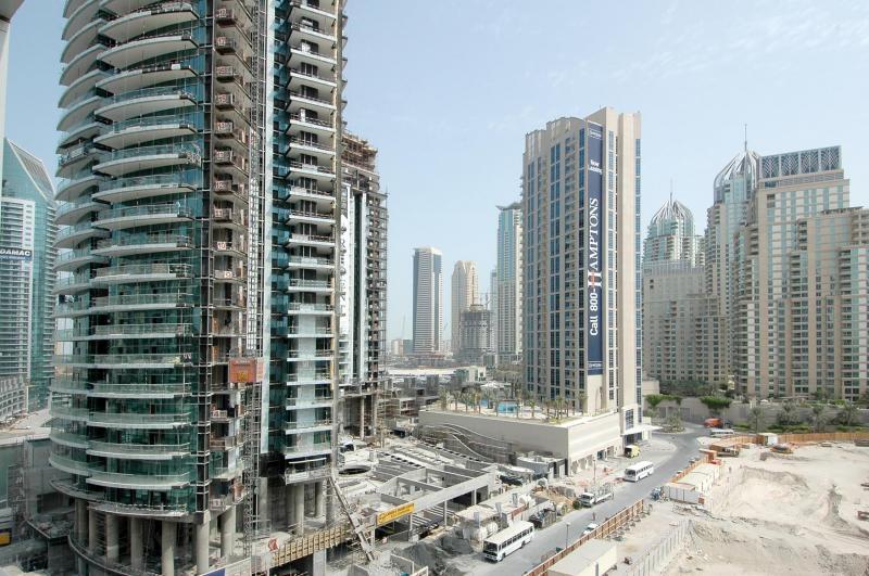 4 Bedroom Apartment For Rent in  Horizon Tower,  Dubai Marina   14