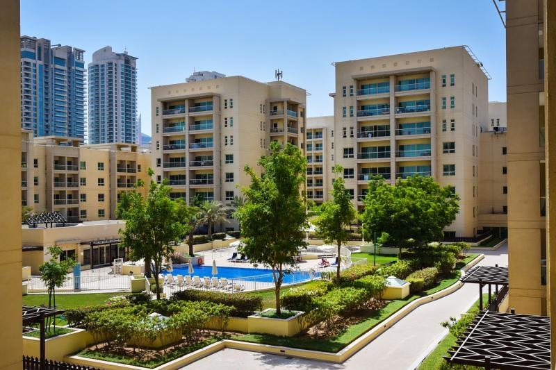 1 Bedroom Apartment For Rent in  Al Arta 3,  Greens   9