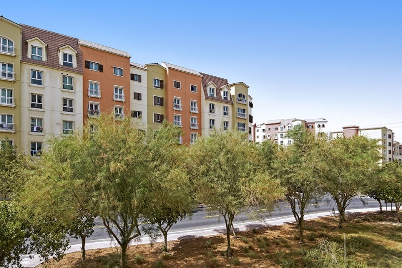 Studio Apartment For Rent in  Building 38 To Building 107,  Discovery Gardens   8
