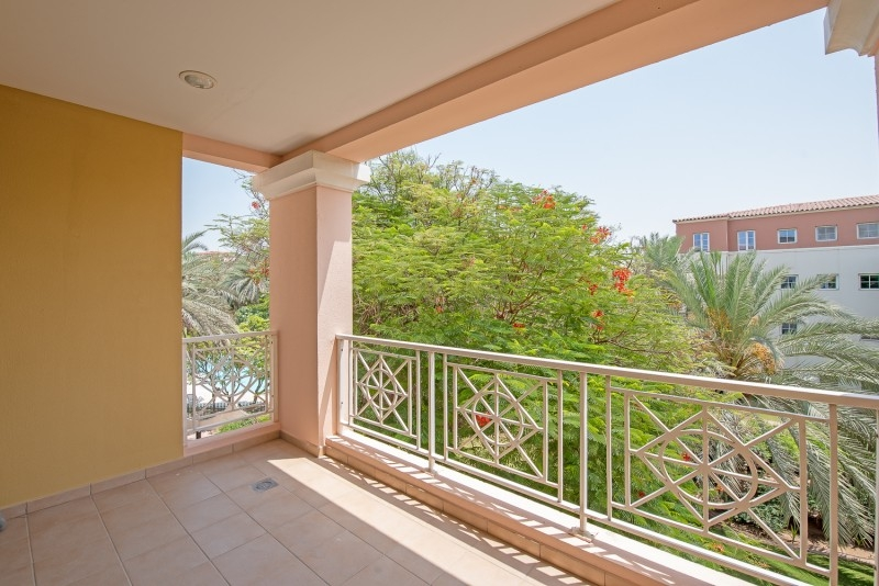 2 Bedroom Apartment For Rent in  Building J,  Green Community   8