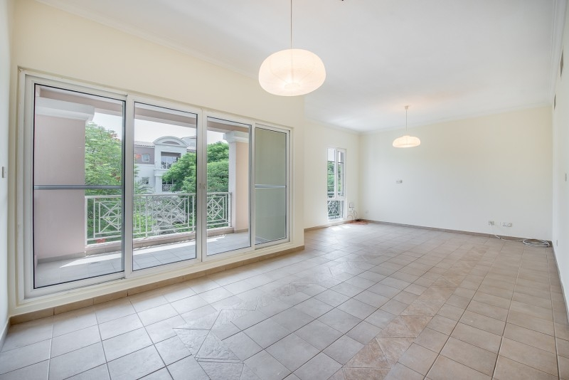 2 Bedroom Apartment For Rent in  Building J,  Green Community   0