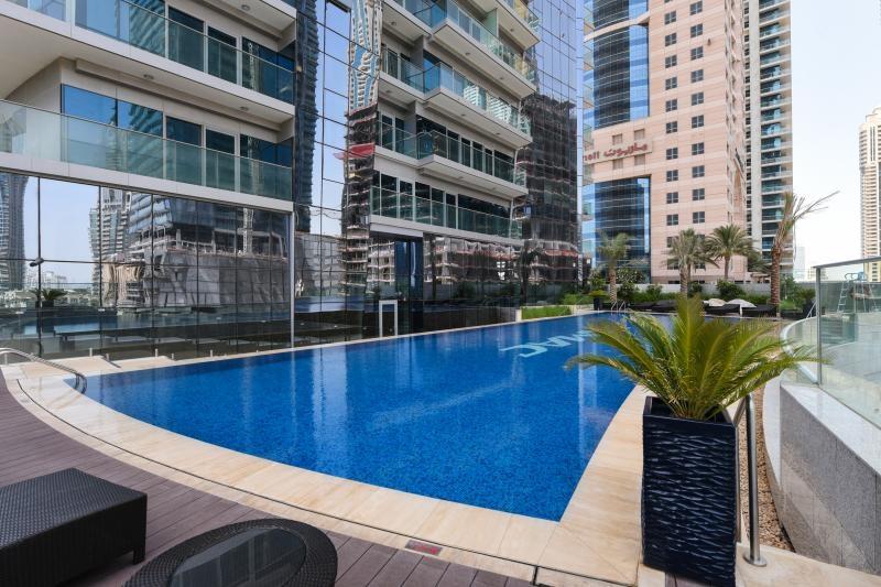 1 Bedroom Apartment For Rent in  Damac Heights,  Dubai Marina | 5