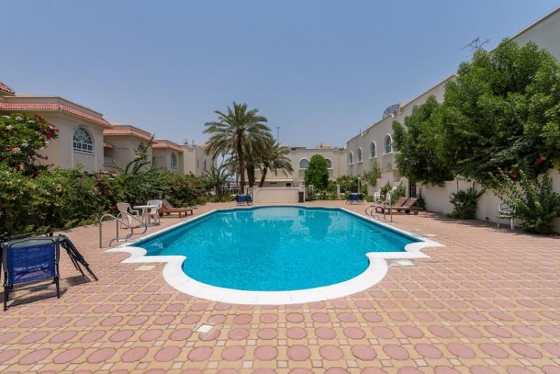 2 Bedroom Villa For Rent in  Rashidiya Villas,  Al Rashidiya   4