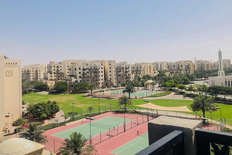1 Bedroom Apartment For Rent in  Al Thamam 18,  Remraam   10