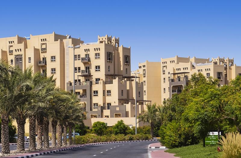 1 Bedroom Apartment For Rent in  Al Thamam 18,  Remraam   17