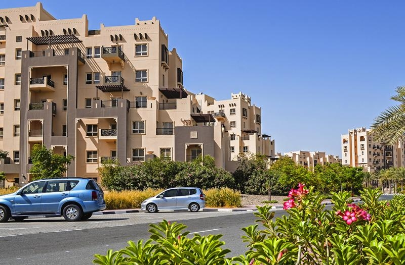 1 Bedroom Apartment For Rent in  Al Thamam 18,  Remraam   19