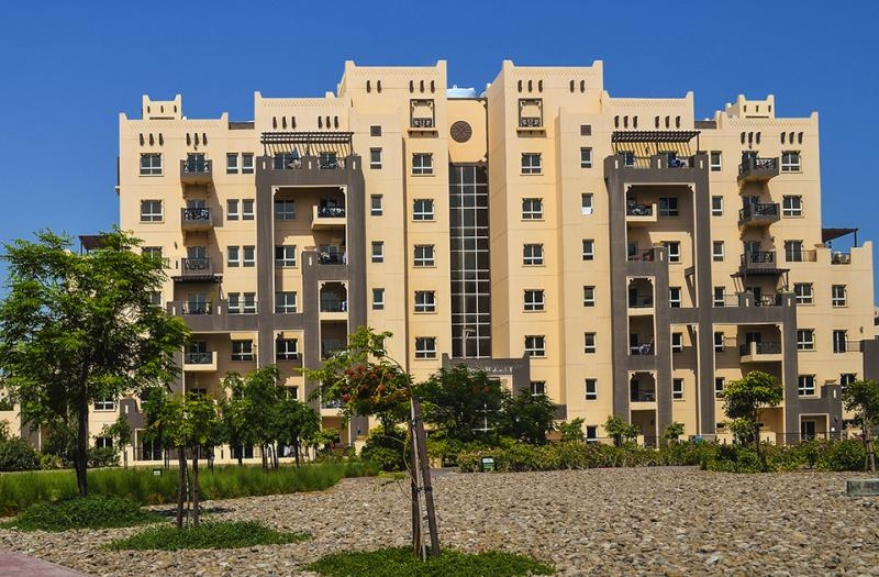 1 Bedroom Apartment For Rent in  Al Thamam 18,  Remraam   20