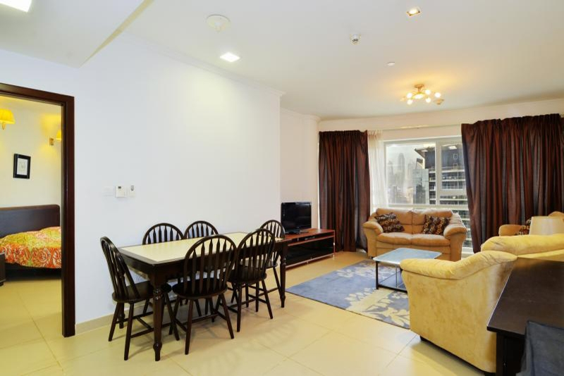 1 Bedroom Apartment For Rent in  Goldcrest Executive,  Jumeirah Lake Towers   2
