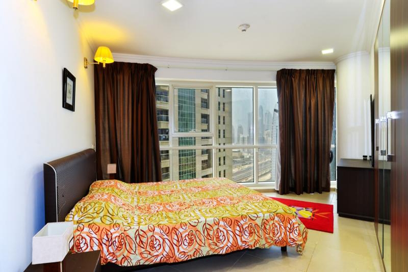 1 Bedroom Apartment For Rent in  Goldcrest Executive,  Jumeirah Lake Towers   5