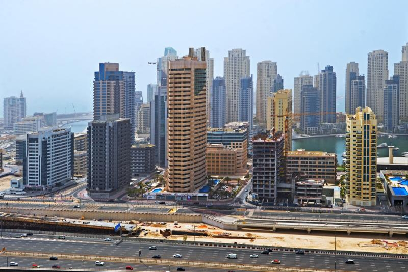 1 Bedroom Apartment For Rent in  Goldcrest Executive,  Jumeirah Lake Towers   8