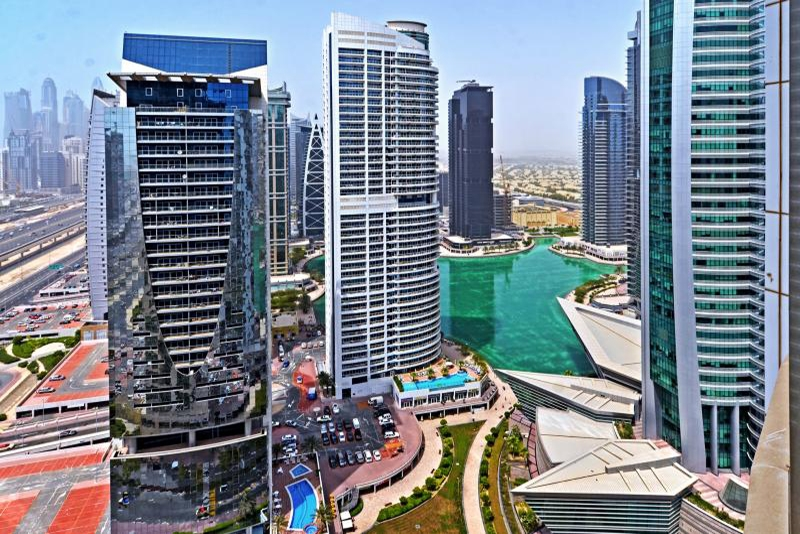 1 Bedroom Apartment For Rent in  Goldcrest Executive,  Jumeirah Lake Towers   9