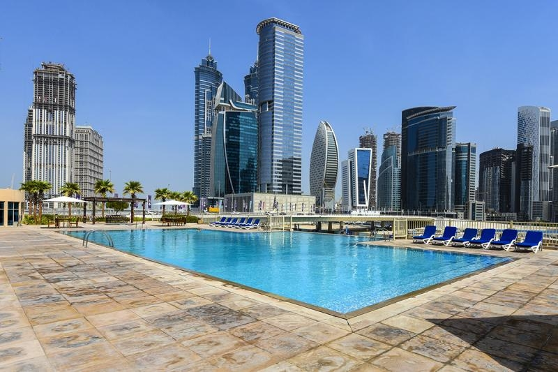 2 Bedroom Apartment For Rent in  Churchill Residency Tower,  Business Bay | 15