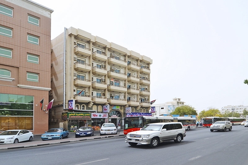 Studio Apartment For Rent in  Naif,  Deira   2