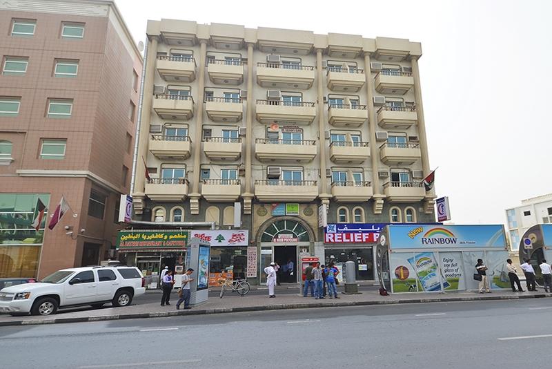 Studio Apartment For Rent in  Naif,  Deira   3