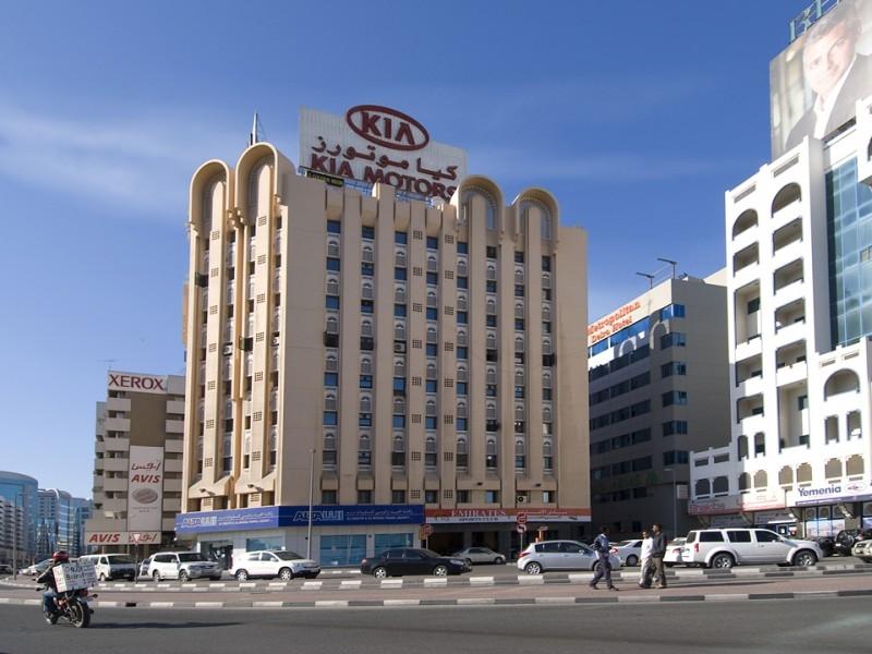 Studio Apartment For Rent in  Naif,  Deira   10