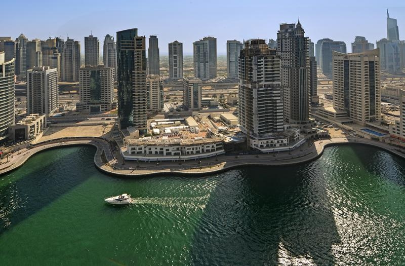 1 Bedroom Apartment For Rent in  Bonaire Tower,  Dubai Marina   9