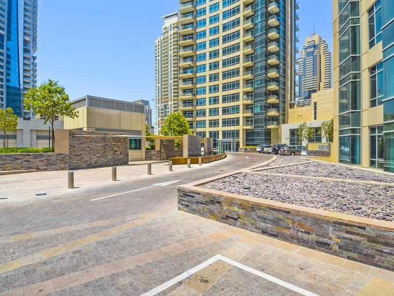 1 Bedroom Apartment For Rent in  Bonaire Tower,  Dubai Marina   10