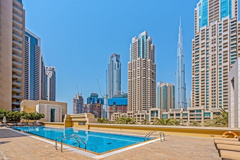 2 Bedroom Apartment For Rent in  Claren 2,  Downtown Dubai   10