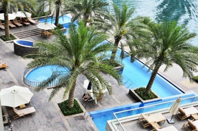 Fairfield Tower, Dubai Marina