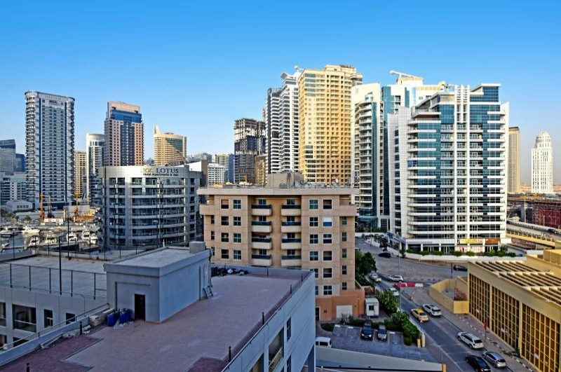 DEC Tower 2, Dubai Marina