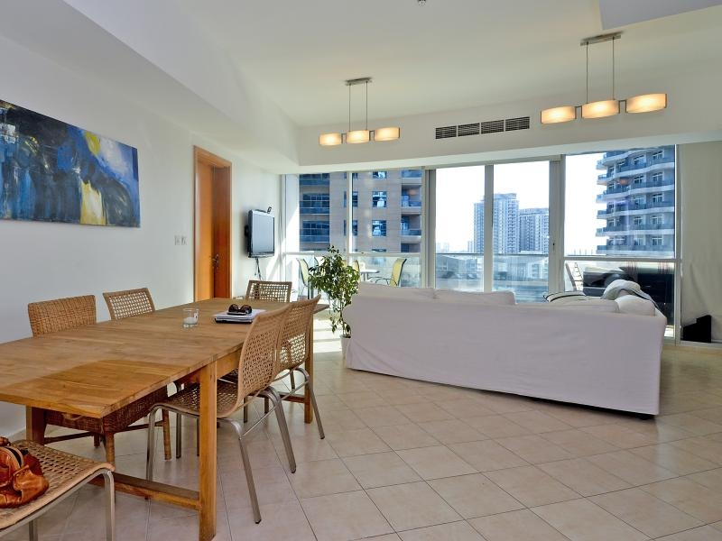 2 Bedroom Apartment For Rent in  The Waves Tower A,  Dubai Marina   1