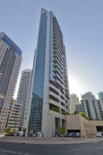 2 Bedroom Apartment For Rent in  The Waves Tower A,  Dubai Marina   9