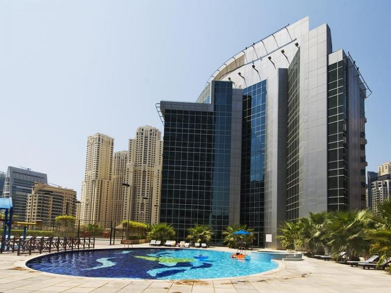 2 Bedroom Apartment For Rent in  The Waves Tower A,  Dubai Marina   11