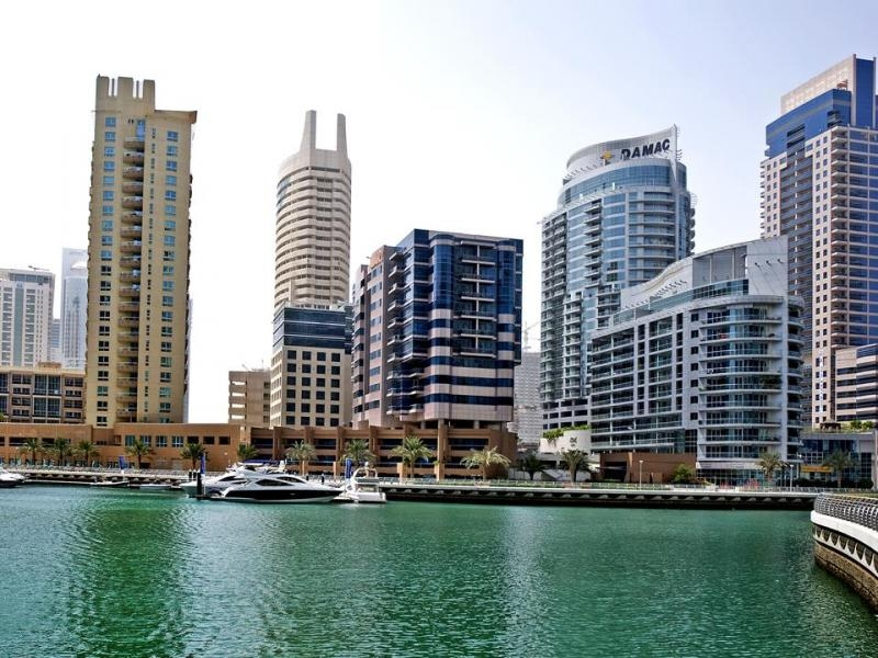 2 Bedroom Apartment For Rent in  The Waves Tower A,  Dubai Marina   12