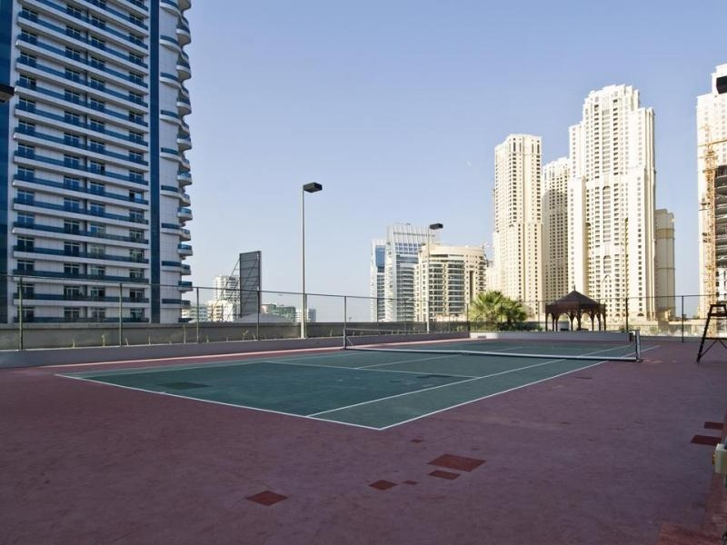 2 Bedroom Apartment For Rent in  The Waves Tower A,  Dubai Marina   14
