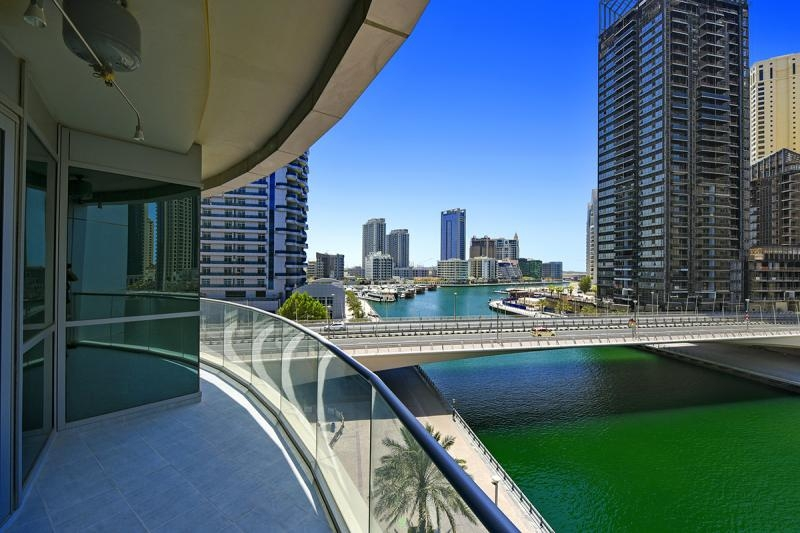 3 Bedroom Apartment For Rent in  The Waves Tower B,  Dubai Marina | 0