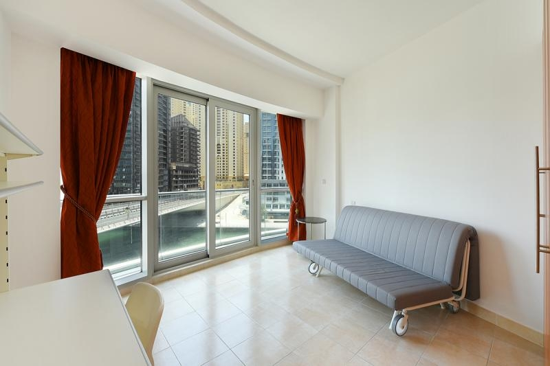 3 Bedroom Apartment For Rent in  The Waves Tower B,  Dubai Marina | 8