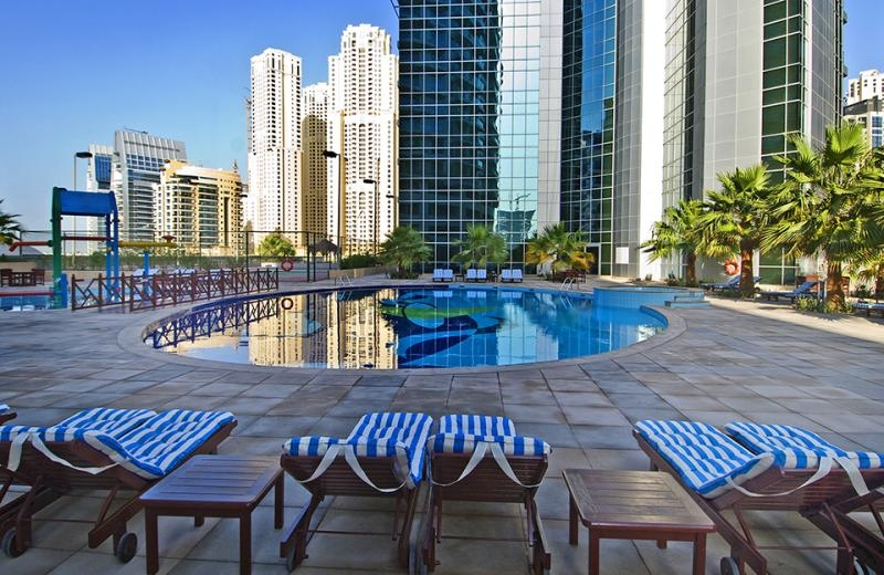 3 Bedroom Apartment For Rent in  The Waves Tower B,  Dubai Marina | 13