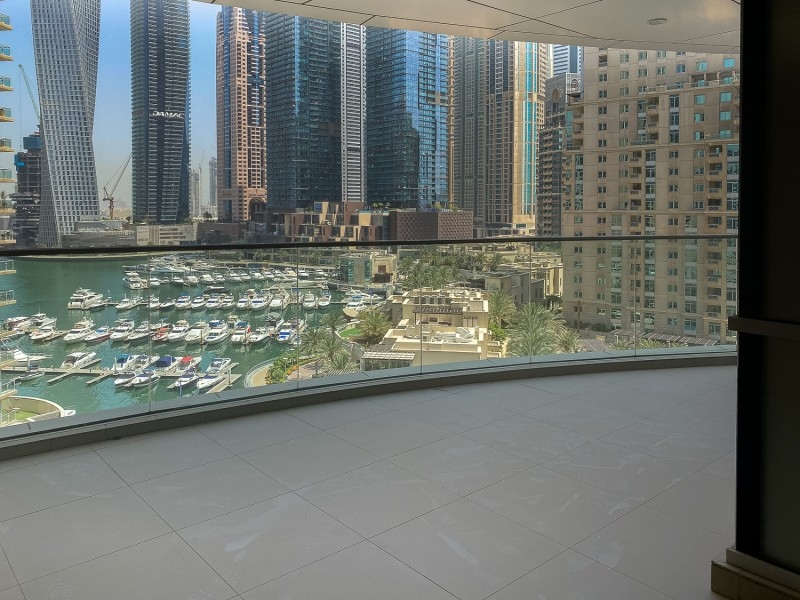 3 Bedroom Apartment For Rent in  Ariyana Tower,  Dubai Marina   4