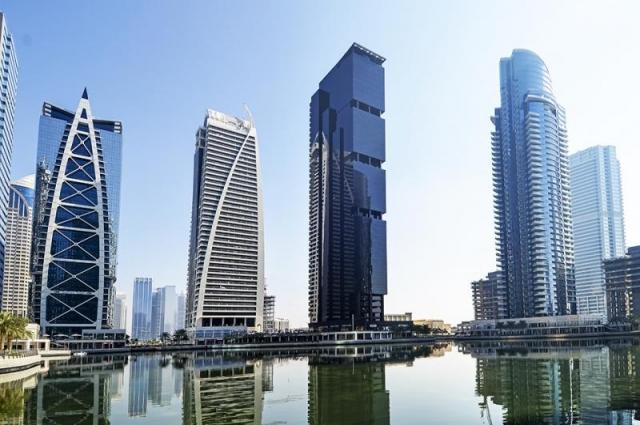 Goldcrest Executive, Jumeirah Lake Towers