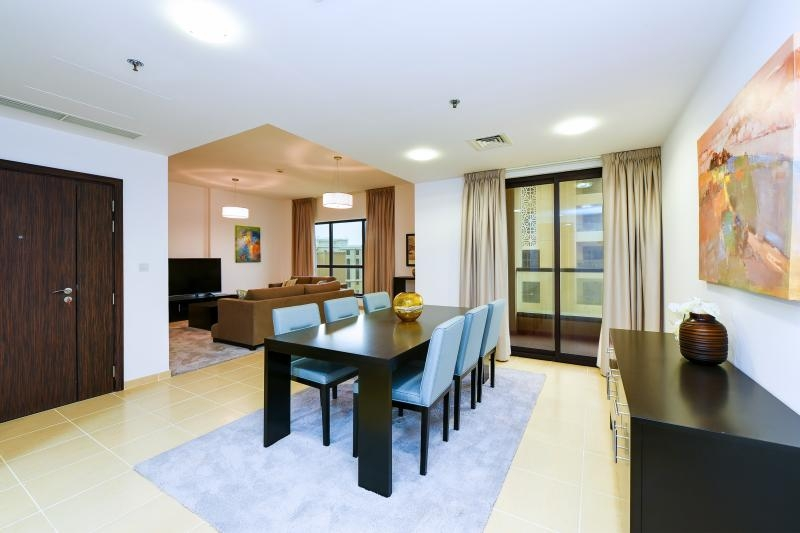 3 Bedroom Apartment For Rent in  Shams 1,  Jumeirah Beach Residence | 2