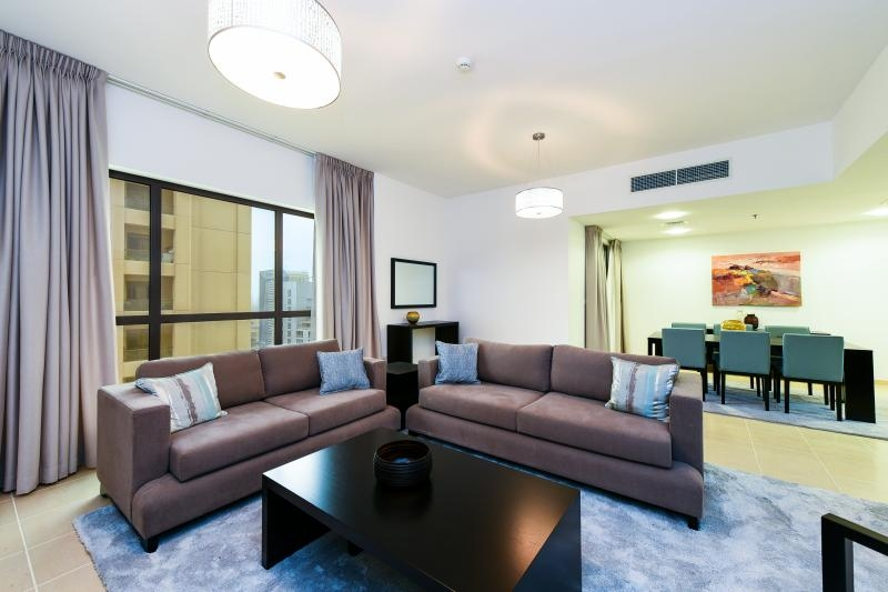 3 Bedroom Apartment For Rent in  Shams 1,  Jumeirah Beach Residence | 4