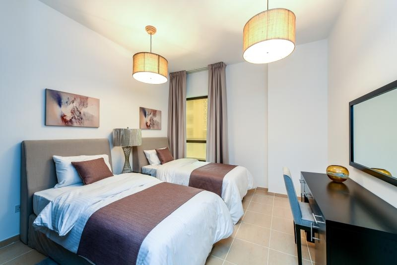 3 Bedroom Apartment For Rent in  Shams 1,  Jumeirah Beach Residence | 5