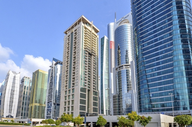 Goldcrest Executive, Jumeirah Lake Towers