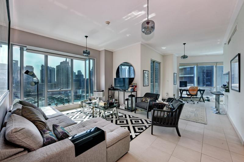 2 Bedroom Apartment For Rent in  Beauport,  Dubai Marina   1