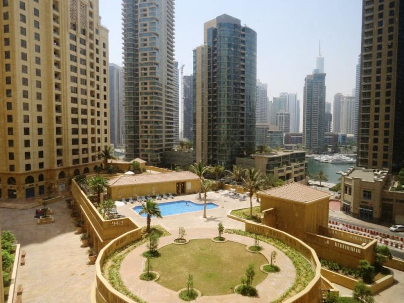 1 Bedroom Apartment For Rent in  Rimal 4,  Jumeirah Beach Residence | 2